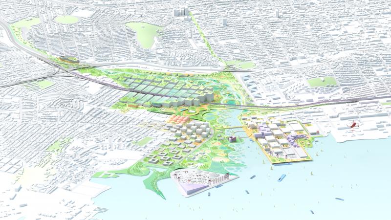 one urbanism & planning - one architecture & urbanism